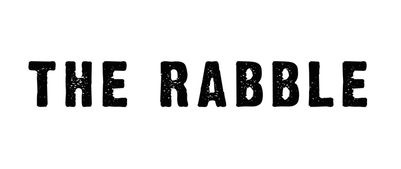 THE RABBLE LOGO